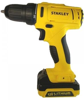 Шуруповерт Stanley SCD121S2K
