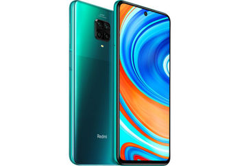 купить Xiaomi Redmi Note 9 Pro 6/64Gb Duos, Tropical Green в Кишинёве