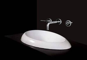 """Раковина ORGANIC - марки P.A.A. """"фабрика ванн"""""""