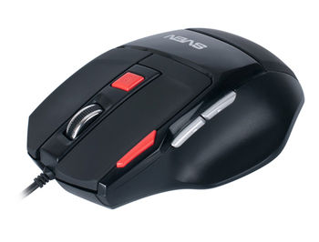 Mouse SVEN GX-970 Gaming, 800/1200/1600/2000 dpi, USB (mouse/мышь)