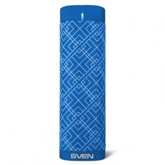{u'ru': u'SVEN PS-115, Bluetooth Portable Speaker, 10W RMS, Support for iPad & smartphone, Bluetooth, LED display, clock and alarm, FM tuner, USB & microSD, built-in lithium battery -1800 mAh, AUX stereo input, Headset mode, USB or 5V DC power supply, Blue', u'ro': u'SVEN PS-115, Bluetooth Portable Speaker, 10W RMS, Support for iPad & smartphone, Bluetooth, LED display, clock and alarm, FM tuner, USB & microSD, built-in lithium battery -1800 mAh, AUX stereo input, Headset mode, USB or 5V DC power supply, Blue'}