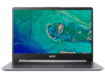 "купить ACER Swift 1 Sparkly Silver (NX.GXUEU.007), 14.0"" IPS FHD (Intel Pentium Silver N5000 4xCore up to 2.70 GHz, 4GB (1x4) DDR4 RAM, 128GB PCIe NVMe SSD, Intel UHD Graphics 605, CR, WiFi-AC/BT, FPS, Backlit KB, 3cell, HD Webcam, RUS, Linux, 1.3kg, 15mm) в Кишинёве"