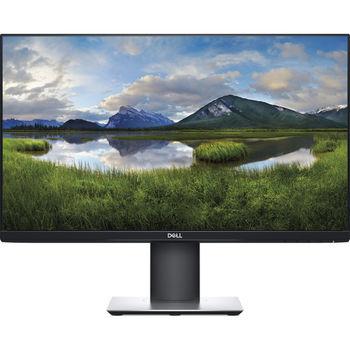 """27.0"""" DELL IPS LED P2719HC Ultrathin Bezel Black (5ms, 1000:1, 300cd, 1920x1080, 178°/178°, USB-C port, DisplayPort, HDMI, Pivot, Height-adjustable, USB Hub: 2 x USB3.0 / 2 x USB2.0, VESA.)"""