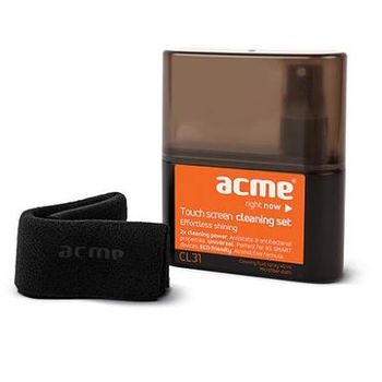 ACME CL31 Touch screen cleaning  set ( 40ml spray + 14x14 micro-feber)