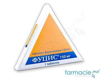 купить Фуцис, табл. 150 мг № 1 (Флуконазол) в Кишинёве