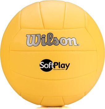 купить Мяч волейбольный Wilson SOFT PLAY  WTH3501XYEL (550) в Кишинёве