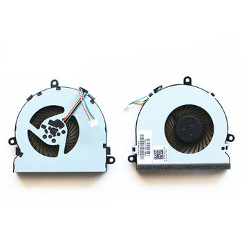 CPU Cooling Fan For HP Pavilion 15-AC 15-AF 15-BW 250 G4 255 G4 250 G5 255 G5 250 G6 255 G6 (4 pins)