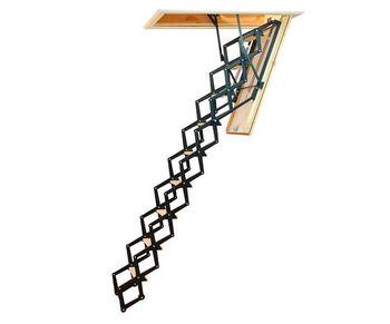 Лестница чердачная Metal 280 Profil 60 x 90 см