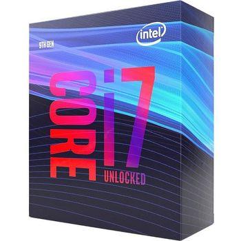 Intel® Core™ i7-9700K, S1151, 3.6-4.9GHz (8C/8T), 12MB Cache, Intel® UHD Graphics 630, 14nm 95W, tray