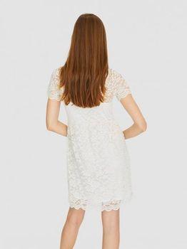 Платье Stradivarius Белый 6380/420/001
