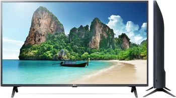 "65"" LED TV LG 65UN73506LB, Black"