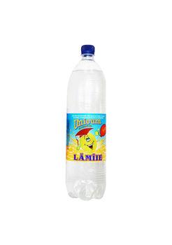 Вода сладкая Варница со вкусом лимона 1,5л