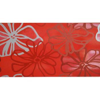 Keros Ceramica Декор Fly Rojo 25x40см