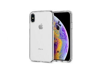 Husa pentru iPhone XS Max Liquid Crystal
