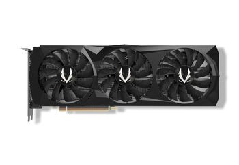 ZOTAC GeForce RTX 2080 AMP! Edition 8GB DDR6, 256bit, 1830/14000Mhz, Triple Fan, HDCP, HDMI, 3xDisplayPort, USB Type-C, SPECTRA Lighting System, Premium Pack