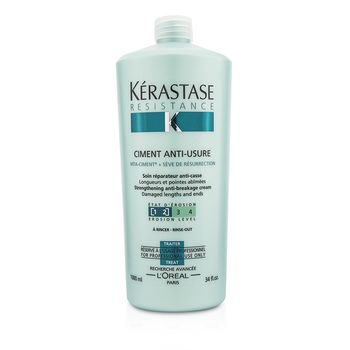УХОД-ЦЕМЕНТ КОНДИЦИОНЕР KERASTASE RESIST CREAM CIMENT ANTI-USURE 1L PROFESSIONAL