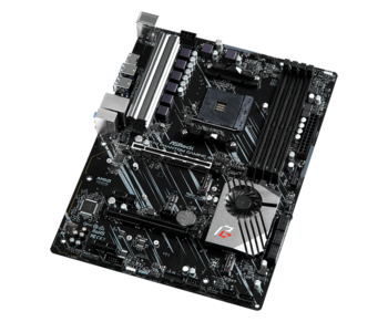 MB AM4 ASRock X570 PHANTOM GAMING 4S  ATX