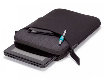 "Dicota D30685 Code Sleeve 7, Stylish neoprene sleeve with pocket for accessories for 7"" tablet(husa tableta/чехол для планшета)"