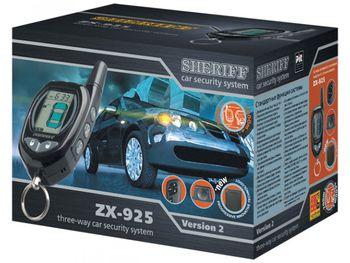 Автосигнализация SHERIFF ZX-925