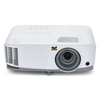 VIEWSONIC PA503W DLP 3D, WXGA, 1280x800, SuperColor, 22000:1, 3600Lm, 15000hrs (Eco), HDMI, 2xVGA, SuperColor, 2W Mono Speaker, White, 2.2kg