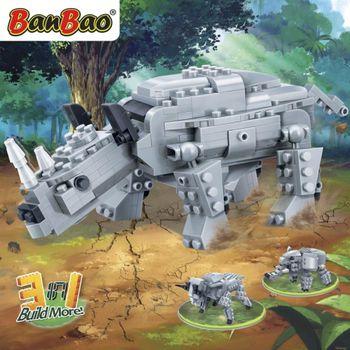 BanBao 6851 3-in-1 Rhino - 295 blocks