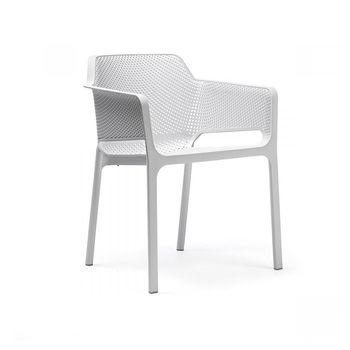 Кресло Nardi NET BIANCO 40326.00.000.06 (Кресло для сада и террасы)