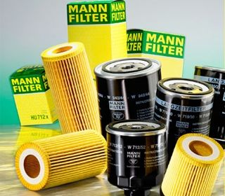 Фильтры MANN