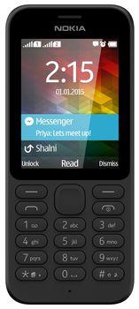 Nokia 215 Dual Black