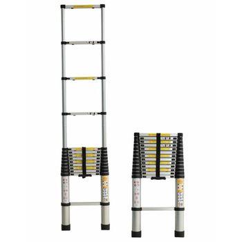 купить Лестница телескопическая 10 ст (3200x470x80) в Кишинёве