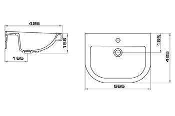 Lavoar Santeri Pro 56x42
