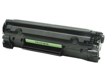 купить Laser Cartridge for HP CF283A (Canon 737) black, Compatible SCC в Кишинёве