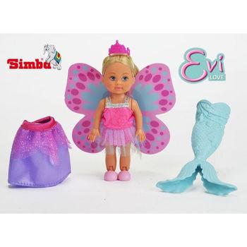 купить Simba кукла Эви с аксессуарами 3 в 1,12 см в Кишинёве