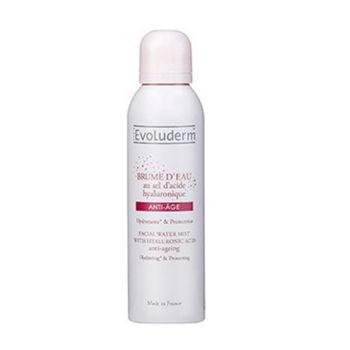 cumpără Evoluderm Spray pentru față Anti-Aging cu acid hialuronic, 150ml (16275) în Chișinău