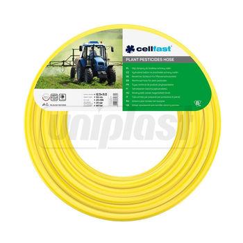 купить Шланг армированный технический для пестицидов dn 12,5 x 3.0  −10/+60°С PN20 Cellfast 20-296 в Кишинёве