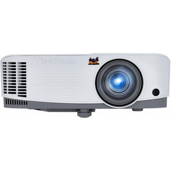 VIEWSONIC PG703W DLP 3D, WXGA, 1280x800, SuperColor, 22000:1, 4000Lm, 20000hrs (Eco), 2xHDMI, VGA, USB, SuperColor, 10W Speaker, White, 2.4kg