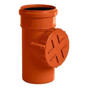 Valplast Ревизия канализационная ПВХ 125мм