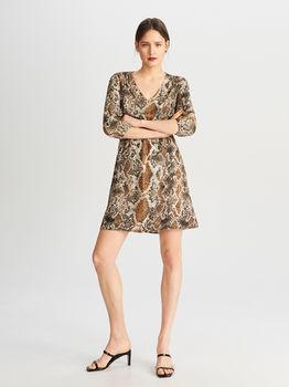 Платье RESERVED Змея we080-mlc