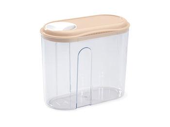 Контейнер для сыпучих продуктов Phibo 1l, 15.5cm, дозатор