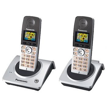 Telephone PANASONIC KX-TG8078UAS