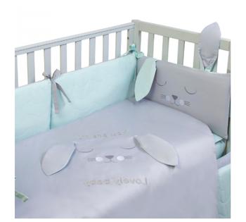 купить Veres Комплект для кроватки Lovely baby в Кишинёве