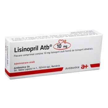 cumpără Lisinopril 10mg comp. N10x3 în Chișinău