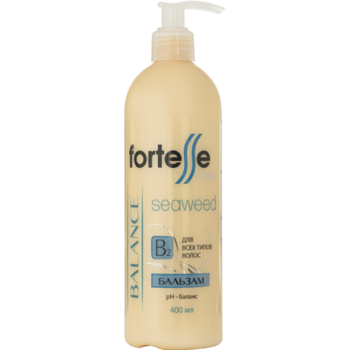 Бальзам для всех типов волос, ACME Fortesse PRO, 400 мл., BALANCE - рН баланс