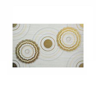 Keros Ceramica Декор Gala Beige 25x40см