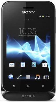 Sony Xperia Tipo (ST21i) Black