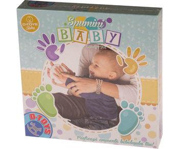 "Креативный набор ""Spumini Baby"", код 43273"