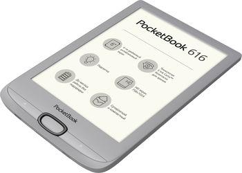 """cumpără eBook 6"""" POCKETBOOK 616 Matte Silver E Ink®Carta™ în Chișinău"""