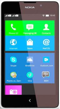 Nokia XL White 2 SIM (DUAL)