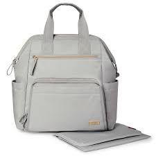 купить Сумка-рюкзак для родителей Skip Hop Cement в Кишинёве