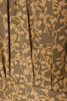 Платье ZARA Бежевый с принтом 1165/706/507