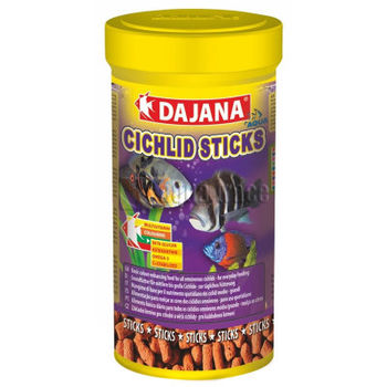 купить Dajana Cichlid Sticks 250 ml (2848) в Кишинёве